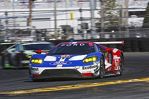 IMSA Testing report Rebellion stays top, Dixon sends Ford to P1 in GTLM
