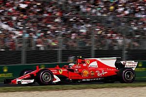 Fórmula 1 Últimas notícias Mesmo fora do pódio, Raikkonen se anima com resultado