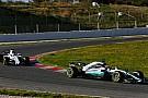 "【F1】ハミルトン追い抜き減少を確信。「""素晴らしいレース""諦めて」"