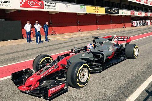 """Anteprima Haas VF17: ecco la prima foto della """"Ferrarina"""""""