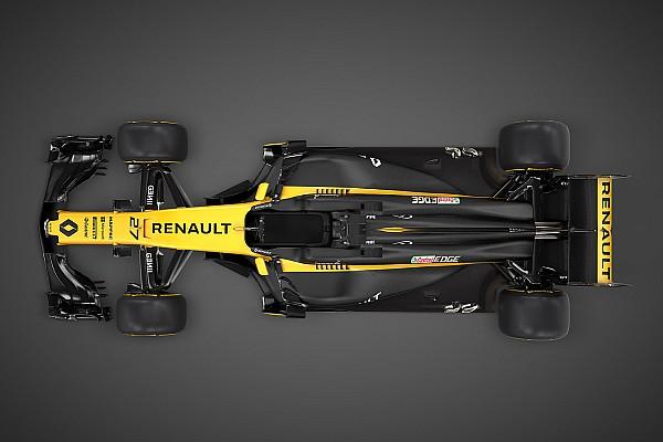 Renault will in der F1 2017 0,7 Sekunden schneller sein als 2016