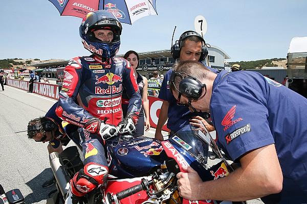 WSBK Deux courses et deux premiers points pour Gagne en Superbike !