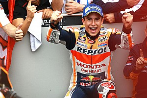 MotoGP Ultime notizie I rivali rendono onore a Marquez: