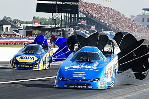 NHRA Preview NHRA fight as open as ever heading to Gateway