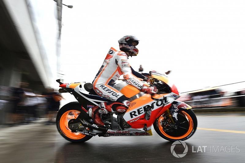 MotoGP'de pit yolu hız sınırı 40 km/sa'e düşürülecek
