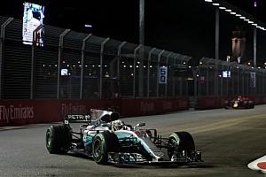 Формула 1 Результаты Положение в личном зачете и Кубке конструкторов после ГП Сингапура