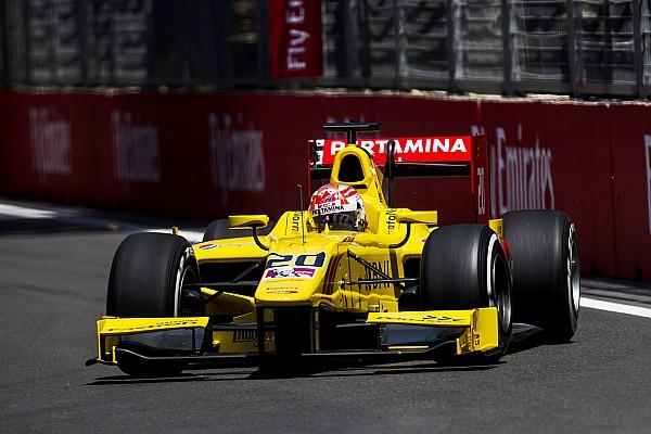 Formel 2 in Baku: Norman Nato gewinnt nach Strafe gegen Charles Leclerc