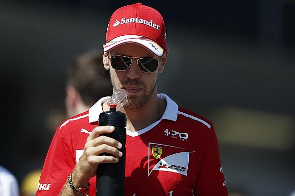 Geen verdere sanctie voor Vettel na incident Hamilton