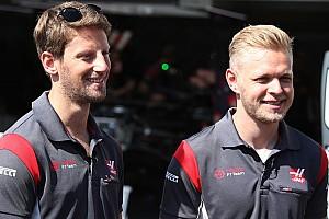 Formula 1 Breaking news Haas says it will retain Grosjean, Magnussen in 2018