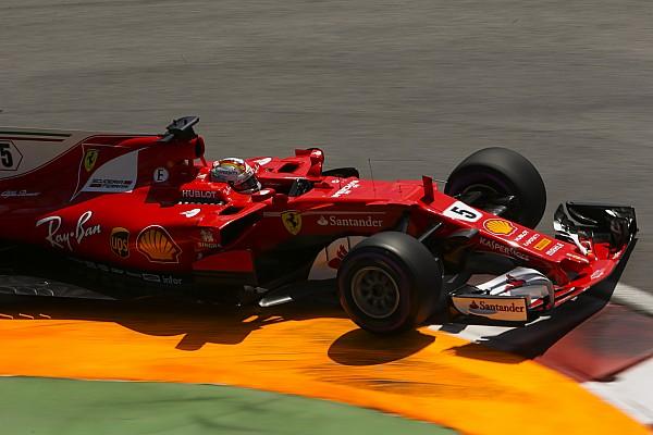 Formel 1 2017 in Montreal: Sebastian Vettel