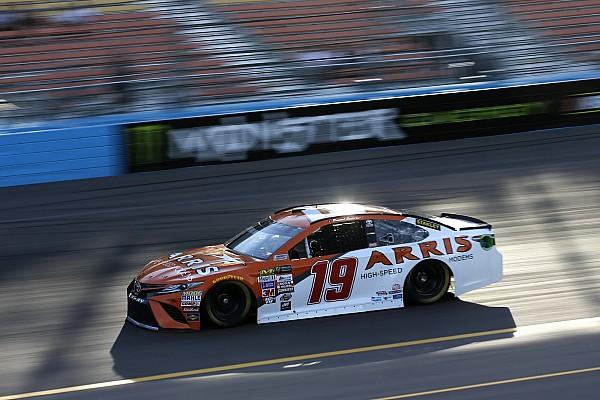 NASCAR Cup Noticias de última hora La última parada en pits fue clave para Suárez