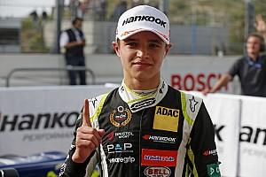 F3-Euro Reporte de calificación Norris domina la clasificación de Nurburgring en mojado