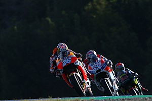 MotoGP Qualifyingbericht Dani Pedrosa mit der MotoGP-Pole in Jerez