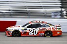 NASCAR Cup Kenseth leads the entirety of Stage 1 at Richmond