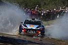WRC Neuville remonta y gana en Argentina por 7 décimas
