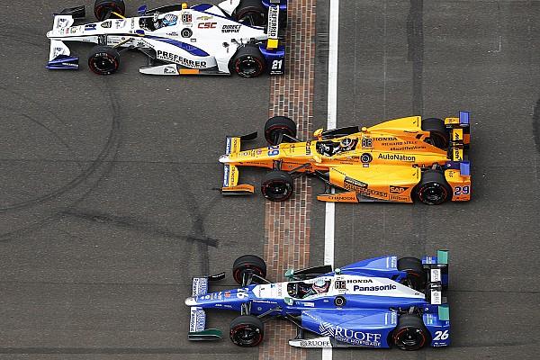 IndyCar BRÉKING Alonso nagyon sajnálja, hogy a Honda az Indy 500-on is betett neki