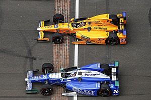 IndyCar Son dakika Alonso ve Sato IndyCar'ın popülerliğini artırdı