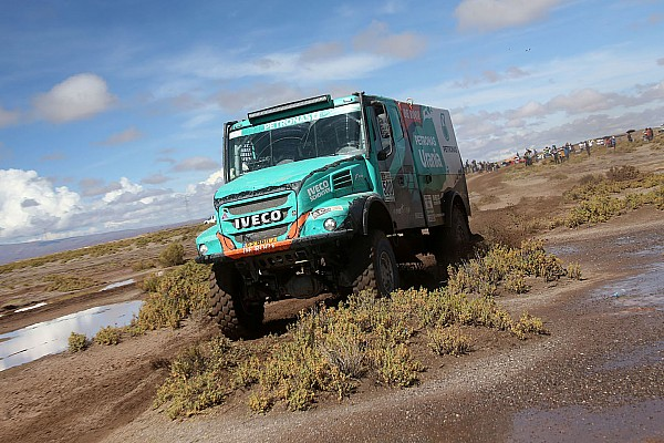 Frustrated de Rooy says Dakar needs to rethink Bolivia leg