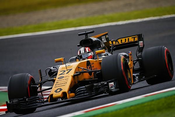 Hulkenberg: Renault reliability not good enough