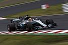 Qualifs - Hamilton, sans concurrence, signe sa première pole à Suzuka