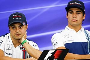 Stroll haalt uit naar Massa na commentaar: