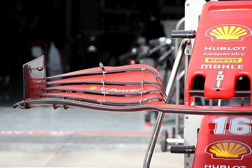 Emilia Romagna GP: Latest F1 technical developments