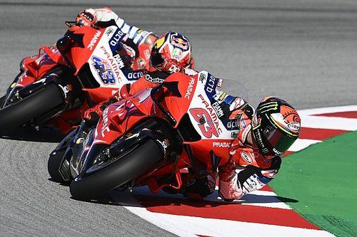 Bagnaia joins works Ducati team, Zarco makes Pramac switch
