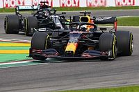 F1: Verstappen diz que sem carro híbrido, Red Bull poderia ter domínio igual ao da Mercedes
