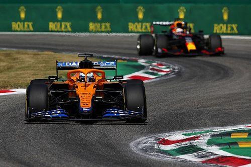 "Ricciardo: ""Monza zaferi harika fakat Sochi'de daha iyi olmak istiyorum"""