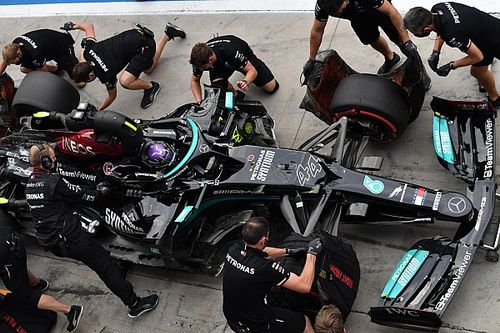 Mercedes: Not a definite Hamilton must take extra F1 engine