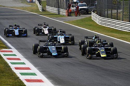 La Fórmula 2 y Fórmula 3 cambian su reparto de puntos en 2022