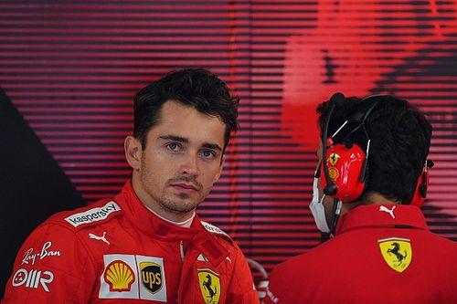 Leclerc, 2022 için Ferrari'ye güveniyor