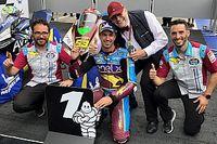 MotoEオーストリア:決勝は初のウエットコンディションに。優勝はディ・メリオ