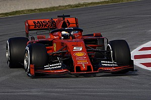 Ferrari: nel GP del Bahrain torna la livrea con lo sponsor Mission Winnow