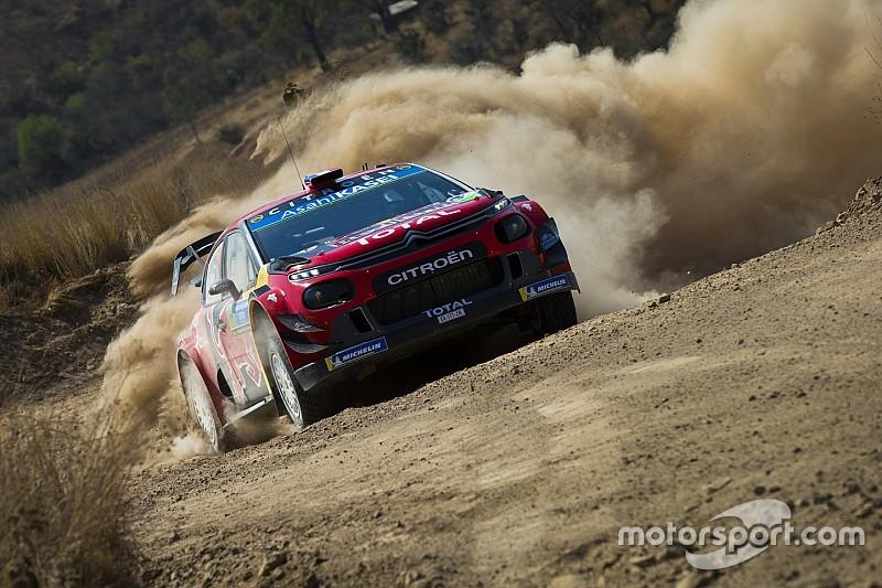 Mexico WRC: Ogier wins, Tanak beats Evans to second