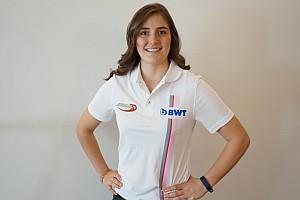 Tatiana Calderón debutará en la F2 con Arden