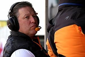 Brown avisa: McLaren puede dejar la F1 después de 2020