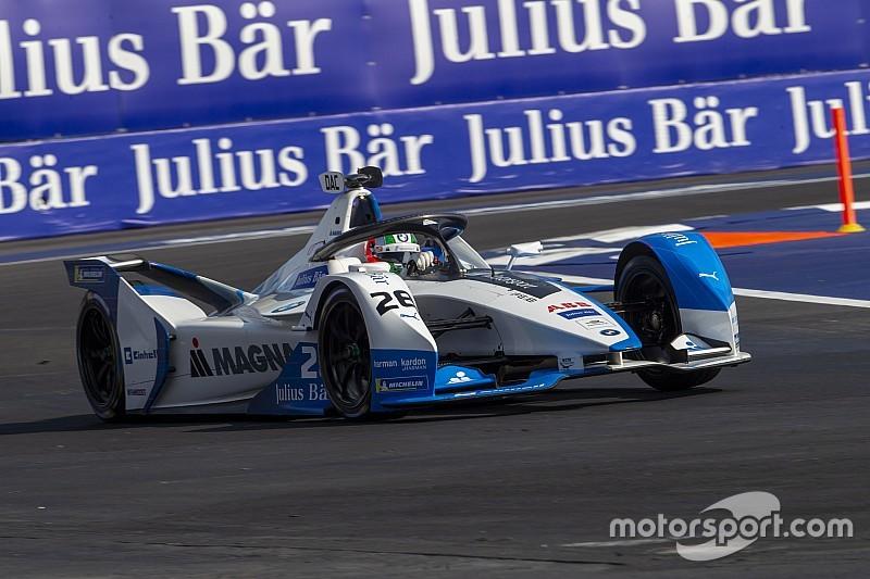 Da Costa y Massa dan un paso adelante en los segundos libres de México