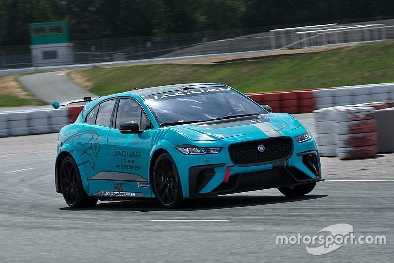 Nace el Jaguar I-Pace eTrophy, campeonato eléctrico monomarca
