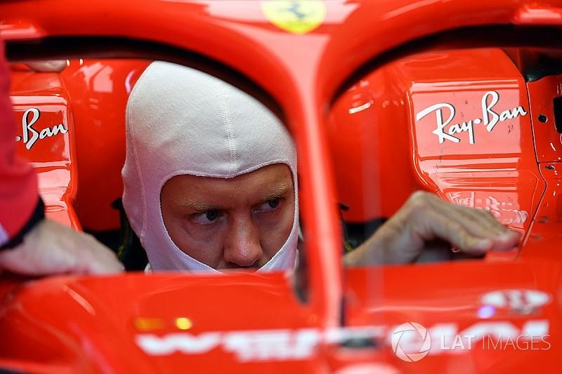 Vettel cauto sulla nuova power unit: