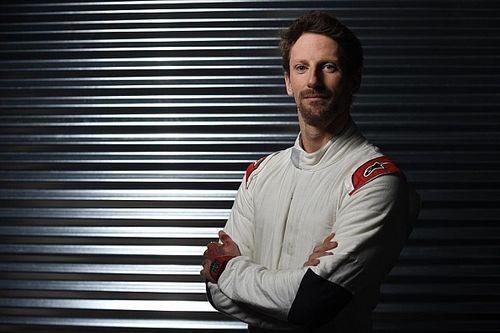 Grosjean Senang Bisa Balapan Secara Seimbang di IndyCar