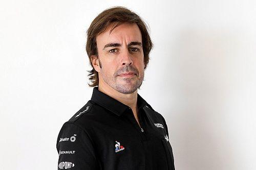 Helm Alonso Terinspirasi Sukses 2006