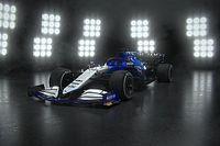 Íme a 2021-es Williams, az FW43B, Russell és Latifi autója!