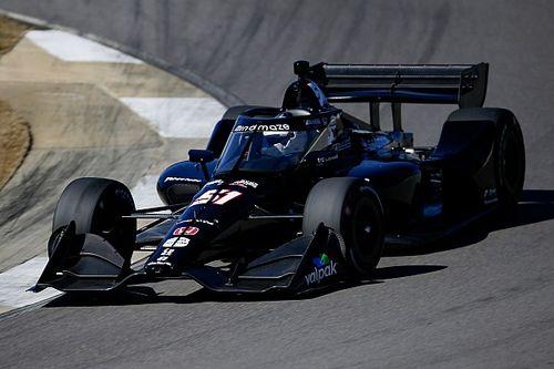 Grosjean disse estar feliz com estreia na Indy, apesar de rodada