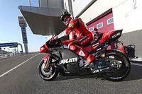 Jack Miller salue le travail de Ducati, en quête du moindre petit gain