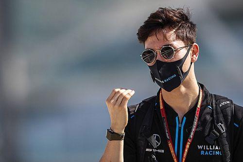 Injured Aitken eyes Williams F1 sim and racing return next month
