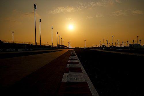 Лучшие фото Гран При Сахира: четверг