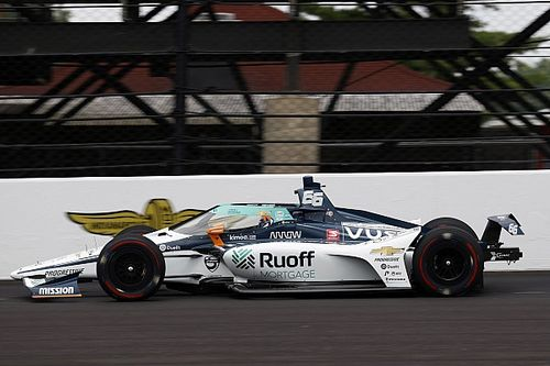 Alonso's Indy 500 crew given dispensation to work late on repairs