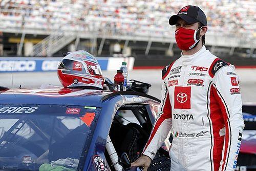Daniel Suarez lands 2021 ride with new NASCAR Cup Series team