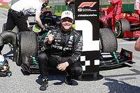 """Bottas: """"Grande trionfo, che pressing da Lewis con le Safety Car"""""""